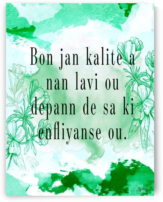 Kalite A by Rose Kélème