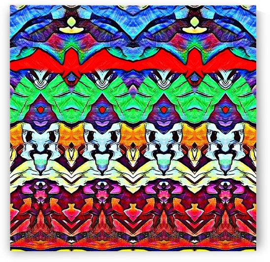 The High Gathering Tile Art by Frosty Jenson