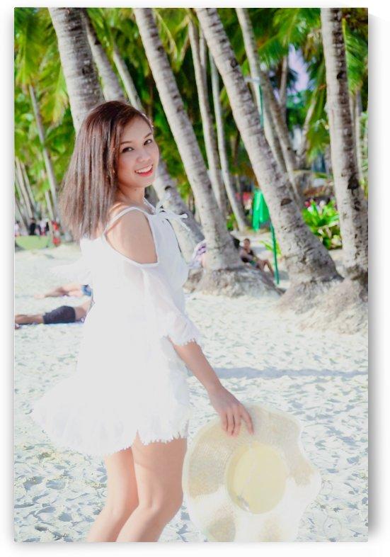 Walk in Boracay by DANEZZA MAE