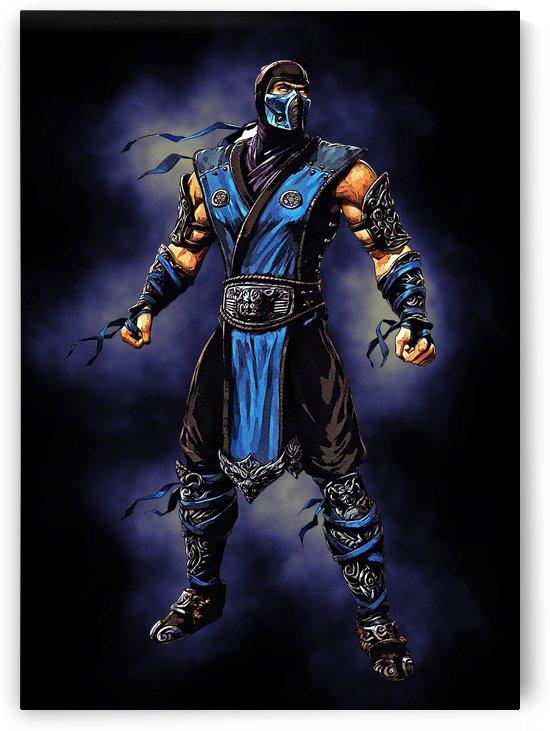Sub Zero   Mortal Kombat by Gunawan Rb