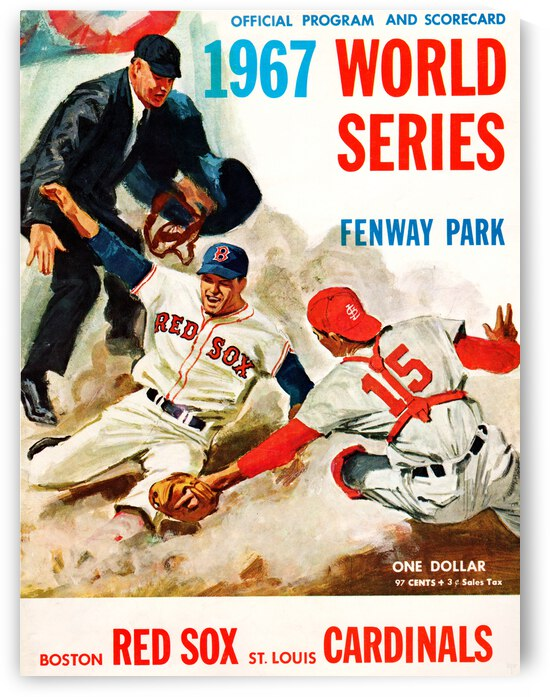 Vintage Heinz Ketchup Ad  by Row One Brand