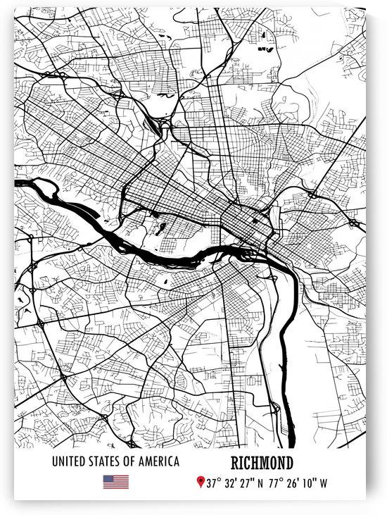 Richmond USA by Artistic Paradigms