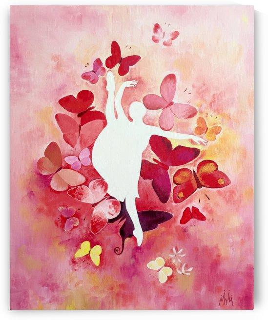 Balerina Anastasia by Maria Mikileva