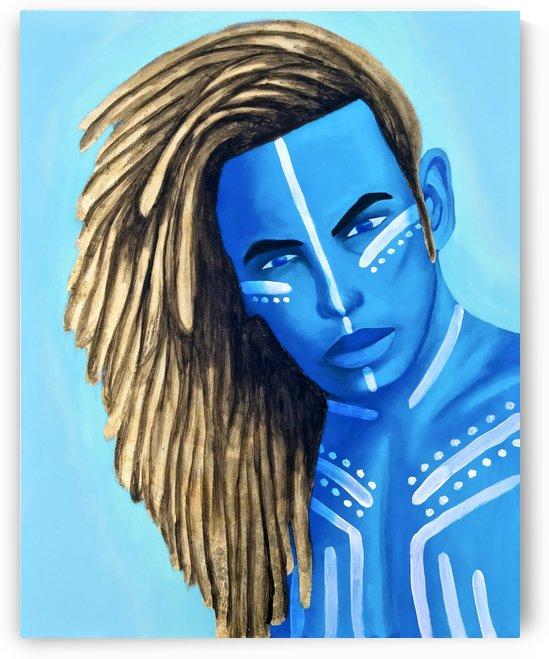 Avatar by Rashad Ali Muhammad