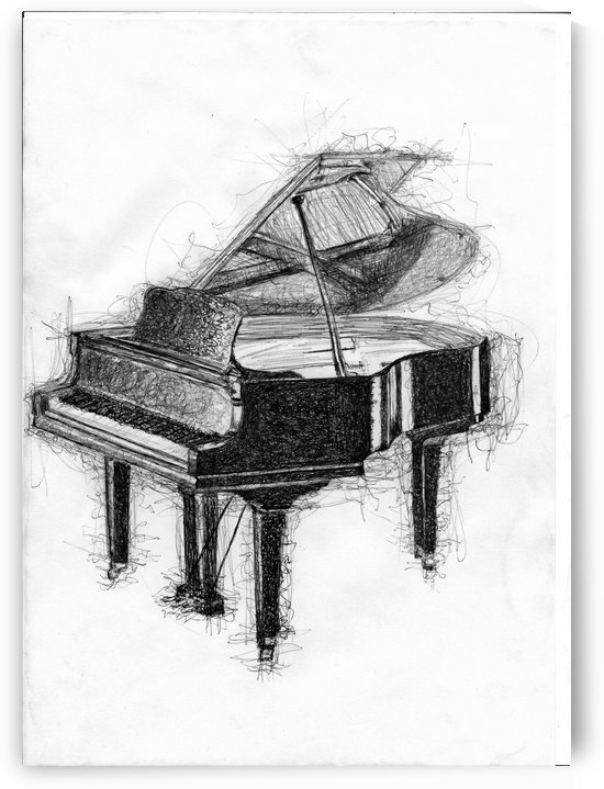 Grand Piano by Jaleel R