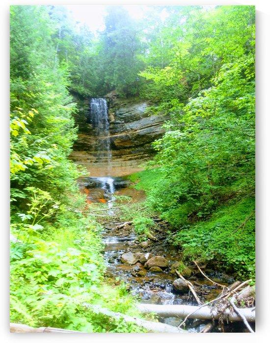 Silent Falls by Linnay