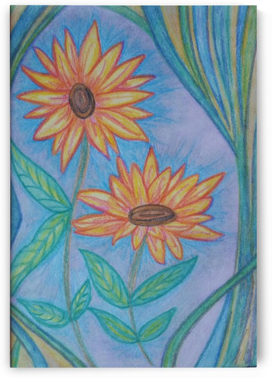 Sunflowers by hollie