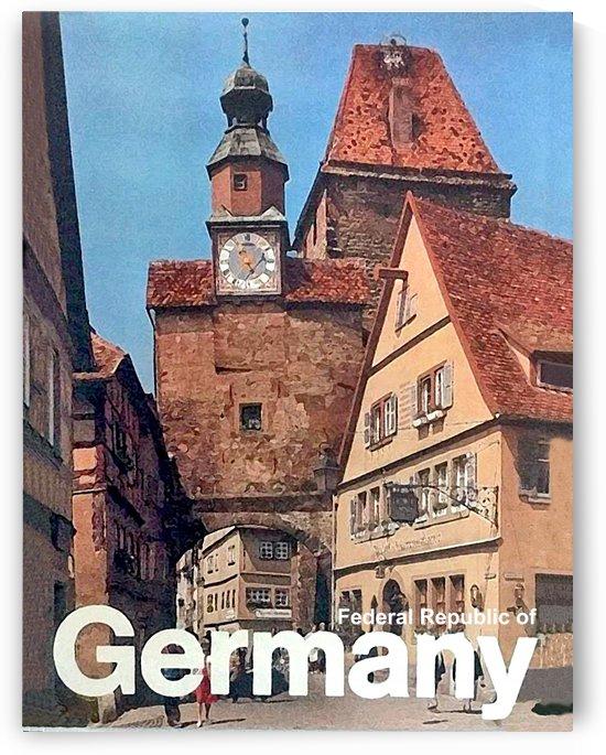 Rothenburg by vintagesupreme