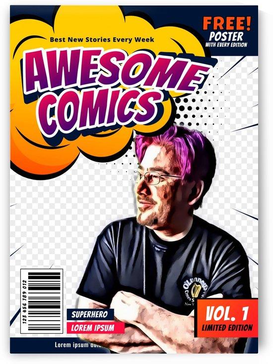 comic 8 by David S Justin