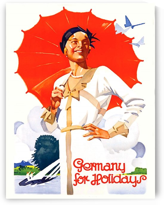 Germany for Holidays by vintagesupreme