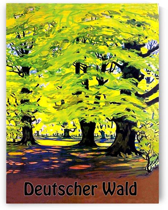 Deutscher Wald by vintagesupreme