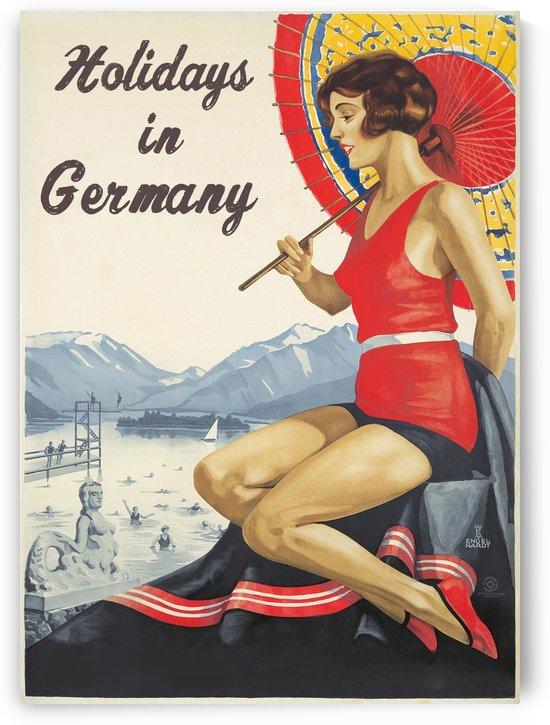 Holidays in Germany by vintagesupreme