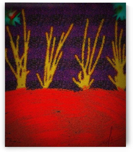 Abstruse Metacarpus by Ed Purchla