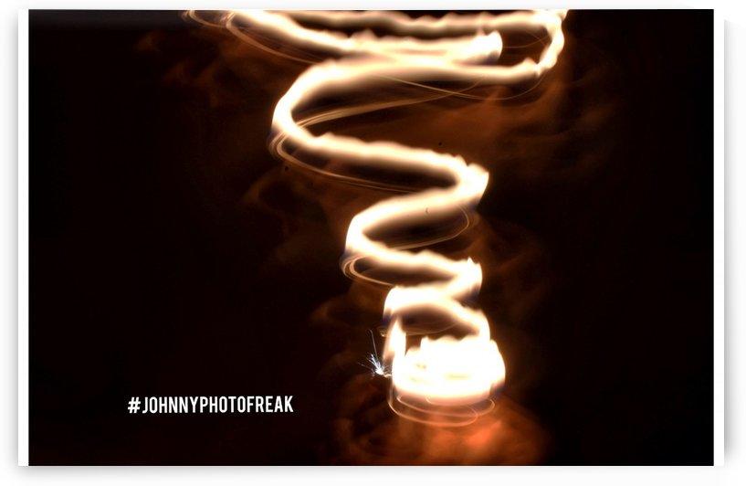 Fire  twist by Johnnyphotofreak