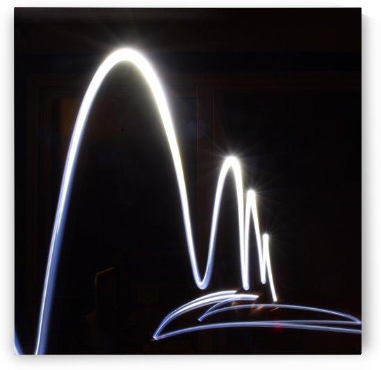 Light Trail  by Johnnyphotofreak