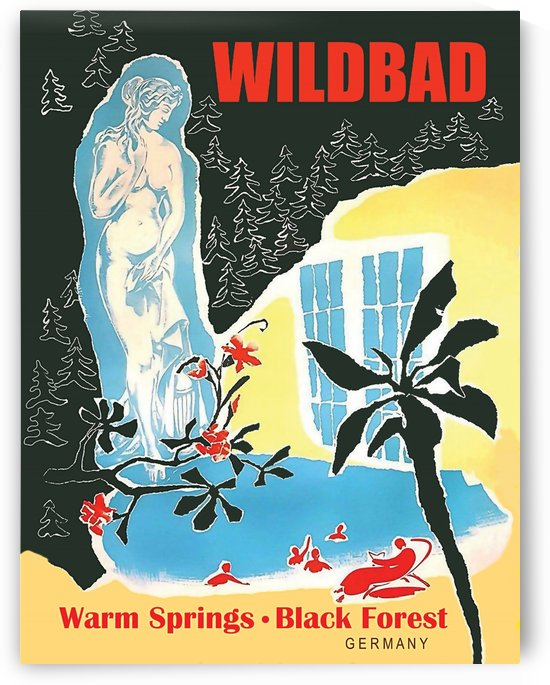 Wildbad by vintagesupreme