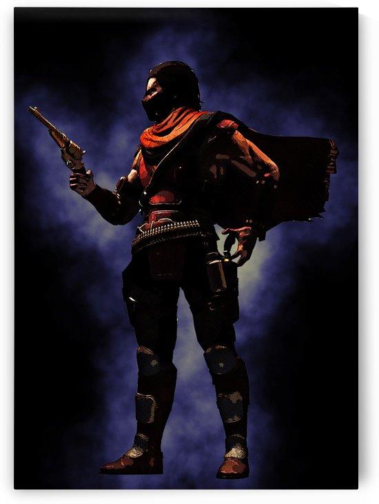 Erron Black   Mortal Kombat X comic series by Gunawan Rb