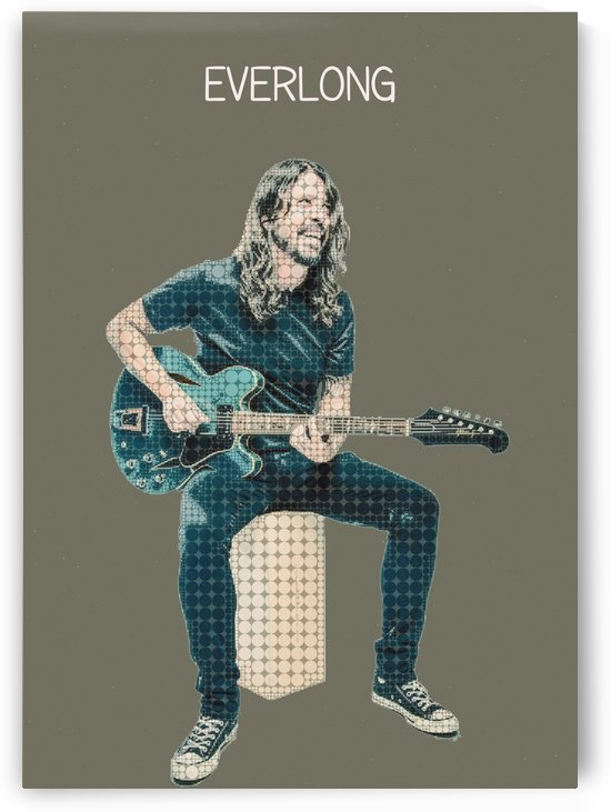 Dave Grohl   Everlong   Foo Fighters by Gunawan Rb