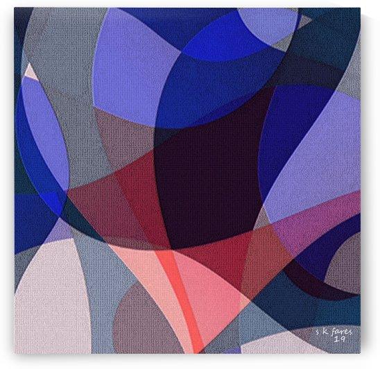 art abstra01 by khalid selmane fares
