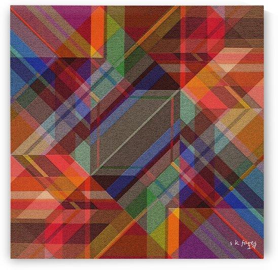 art abstra06 by khalid selmane fares