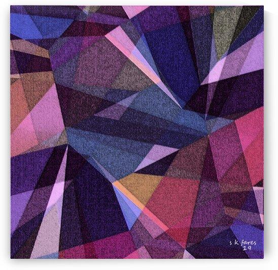 art abstra09 by khalid selmane fares