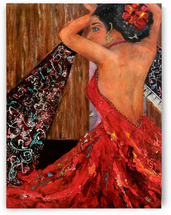 Baliora Dance by Cheryl Ehlers