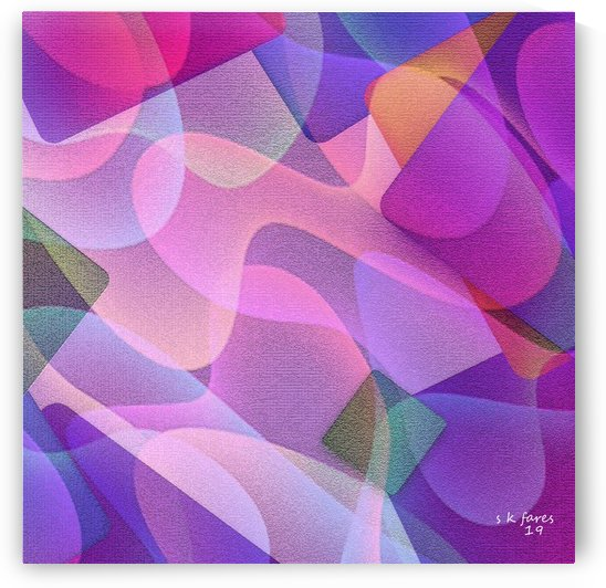 art abstra21 by khalid selmane fares