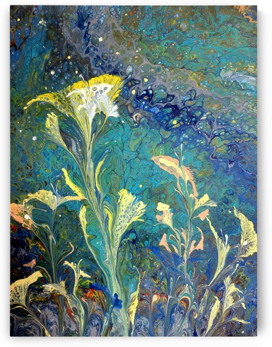 Starry Nights  by Cheryl Ehlers