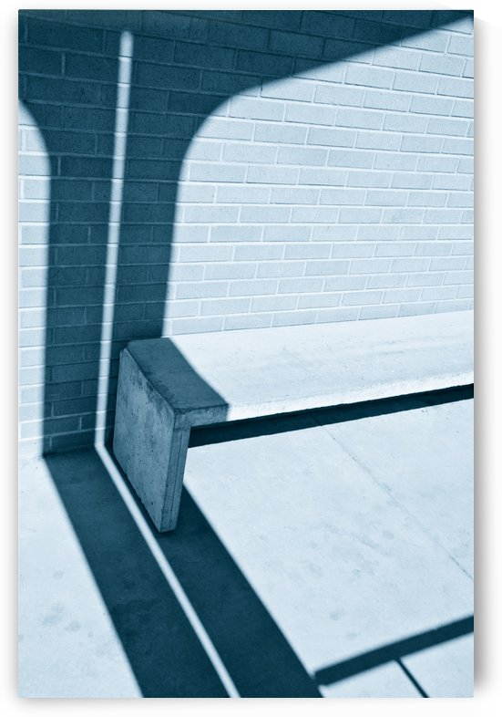 Shadow on a Bench by David Pinter