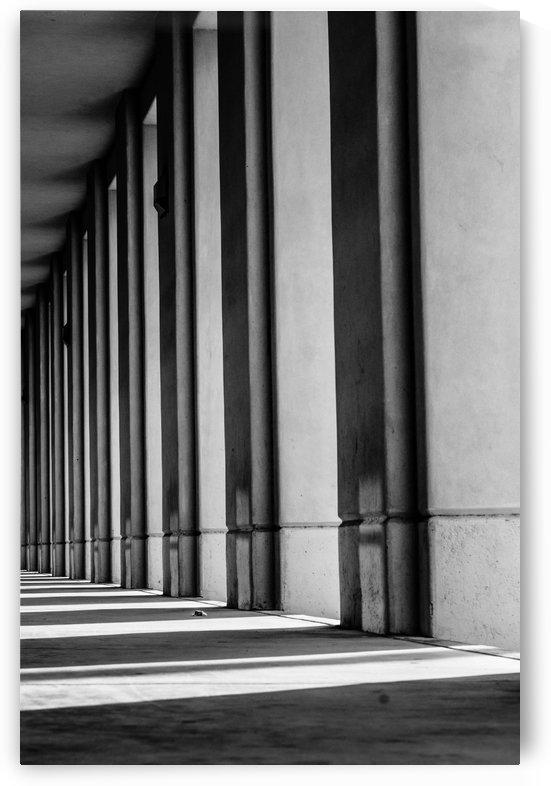 Concrete Tunnel by David Pinter