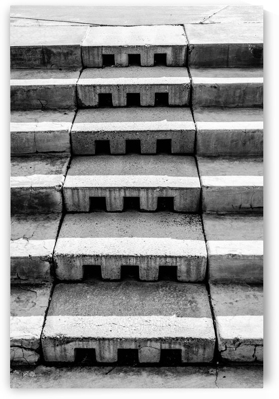 Concrete Stairs by David Pinter