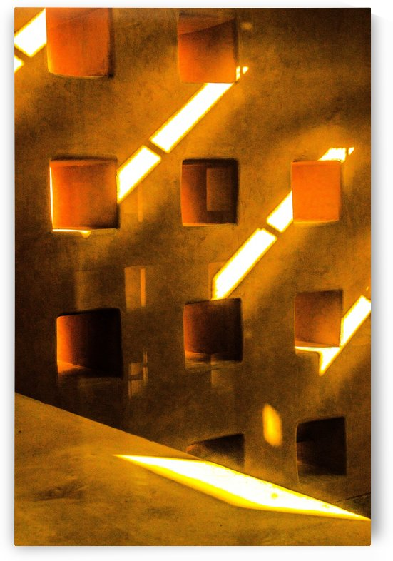 Block Windows and Light by David Pinter
