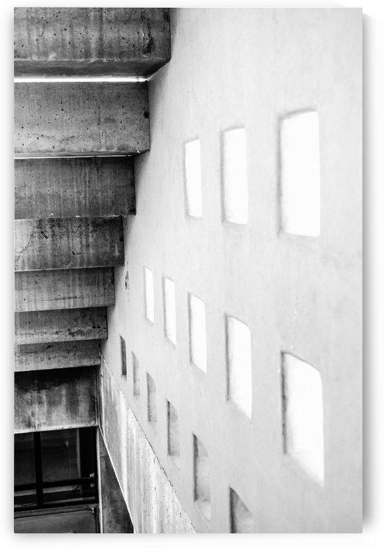 Abstract Light Blocks by David Pinter