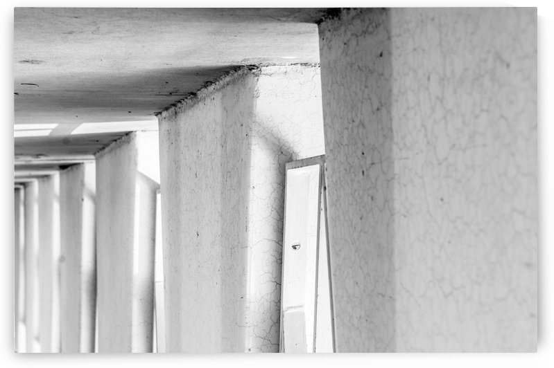 Abstract Light and Concrete by David Pinter