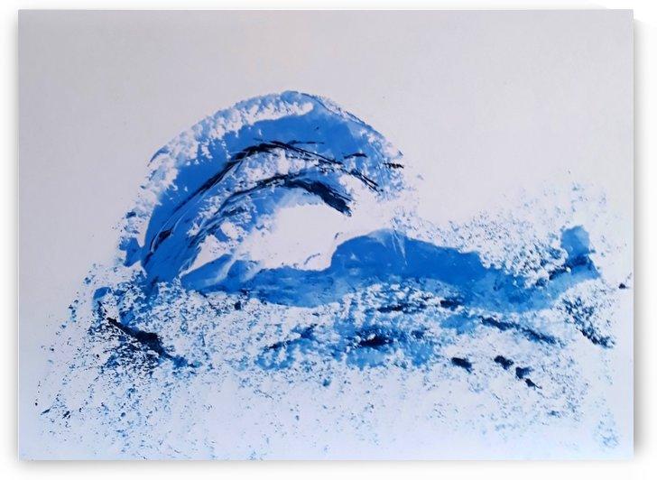 Die Welle by Irene Ragoss