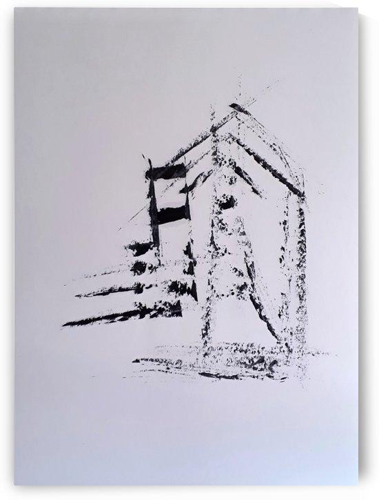 Gefangen im Kafig by Irene Ragoss