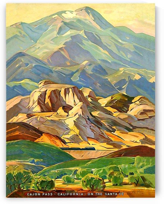 Cajon Pass by vintagesupreme