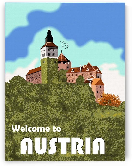 Welcome to Austria by vintagesupreme