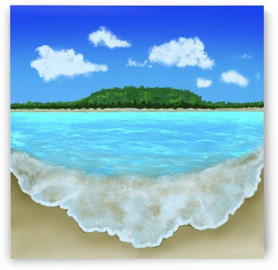 Island by BrilliantBrushes
