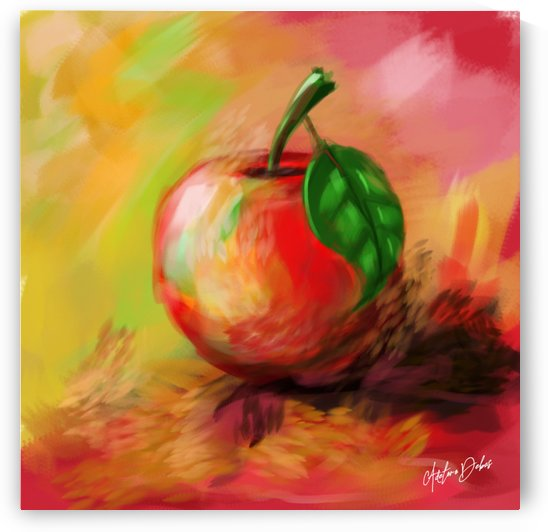 Apple by Adetoro Debas