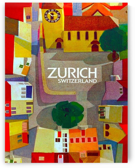 Zurich by vintagesupreme