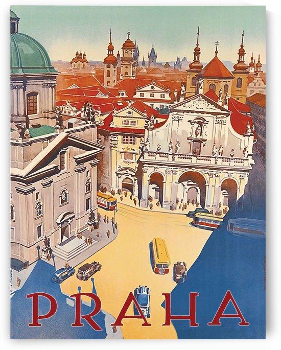 Prague City by vintagesupreme