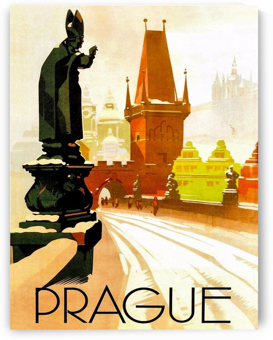 Prague by vintagesupreme