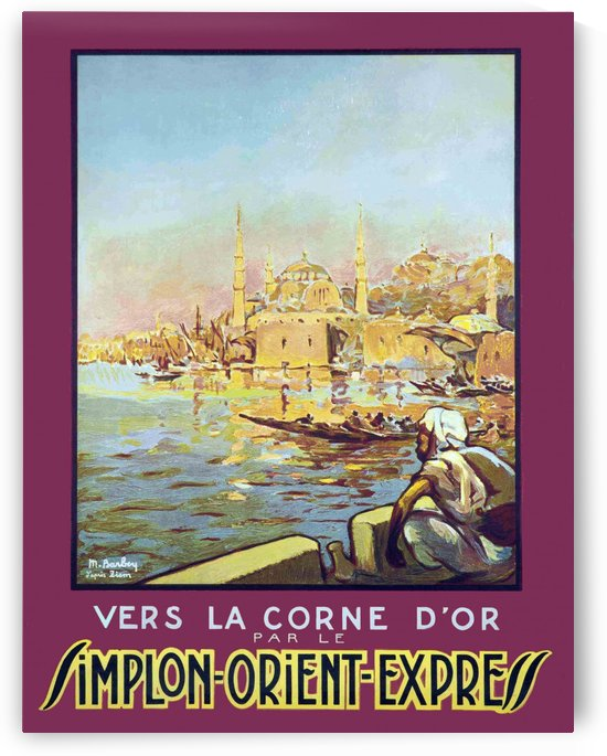 Simplon Orient Express by vintagesupreme