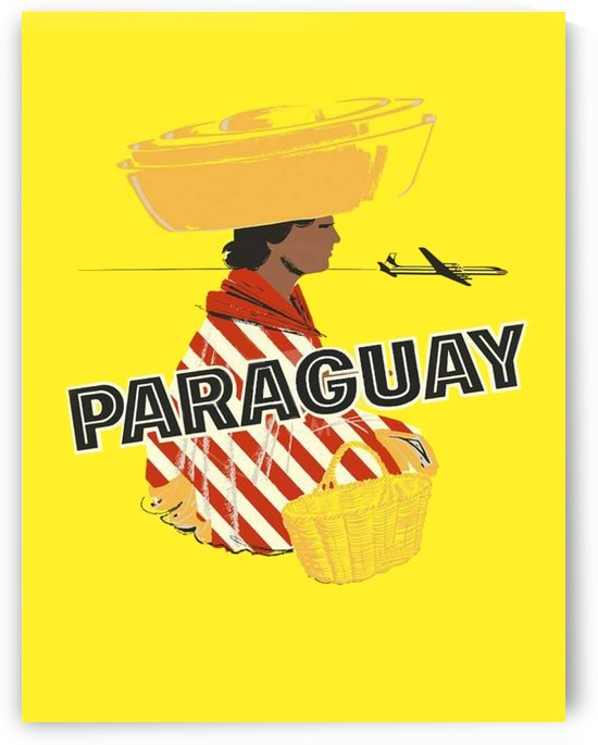 Paraguay by vintagesupreme
