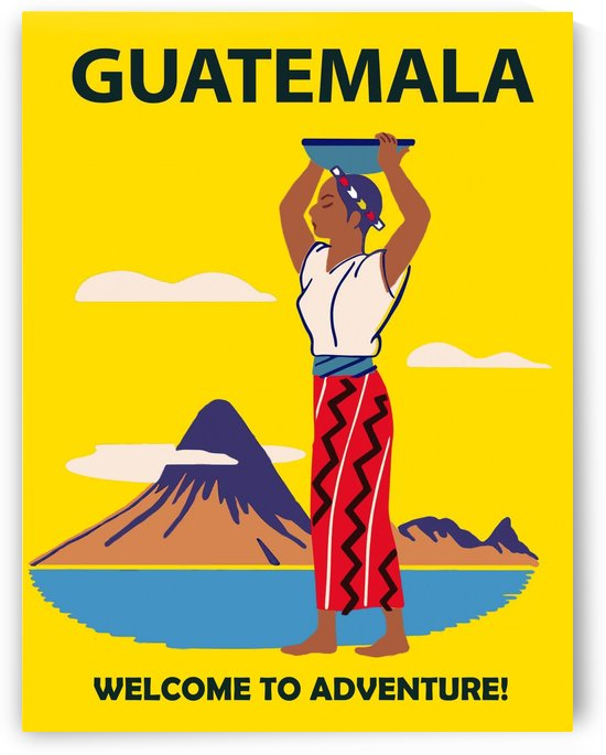 Girl from Guatemala by vintagesupreme