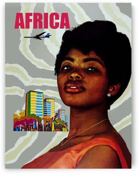 African Girl by vintagesupreme