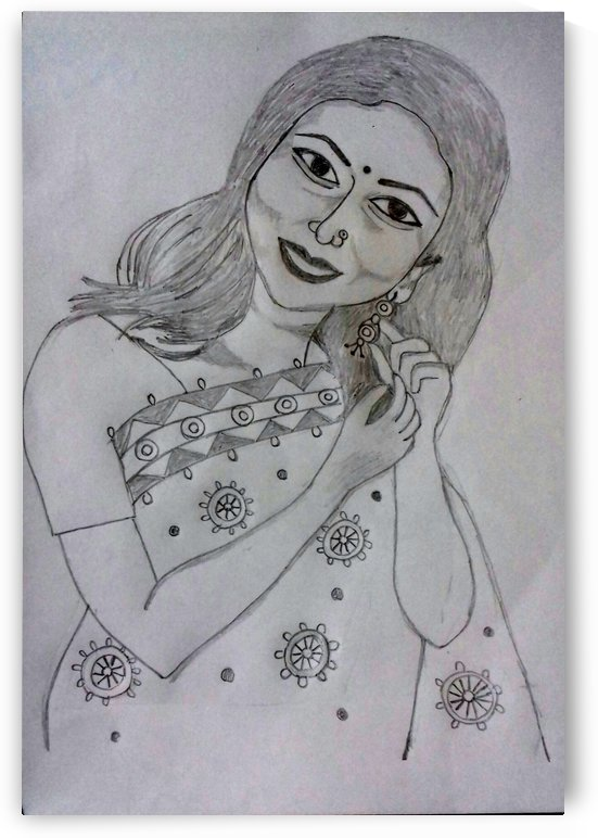Bangladesh Lady by Lila