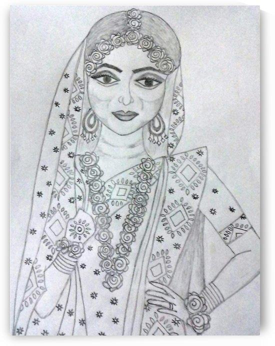 Bangladeshi bride by Lila
