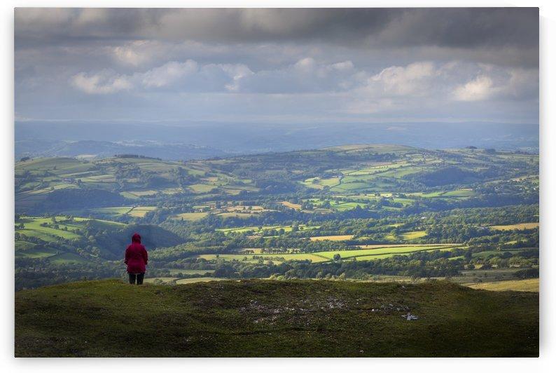Solitude on the Black Mountain by Leighton Collins
